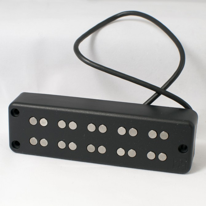 Nordstrand DC5 5 String Parallel Wind Dual Coil Bridge Pickup