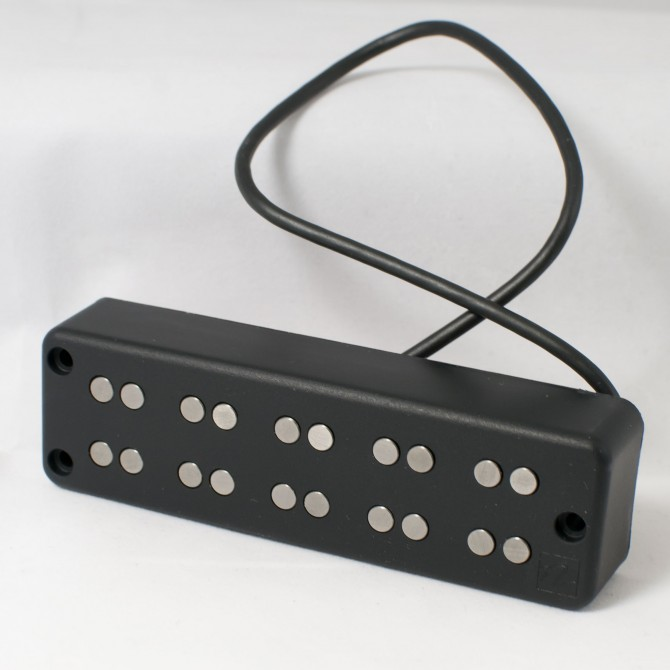 Nordstrand DC5 5 String Parallel Wind Dual Coil Neck Pickup