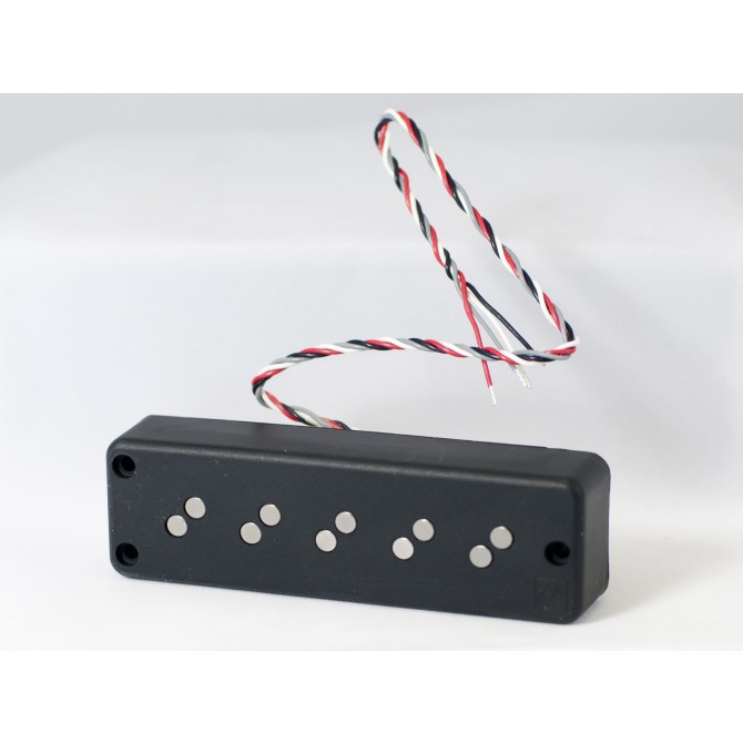 Nordstrand Fat Stack 5 String Stacked Coil Neck Pickup