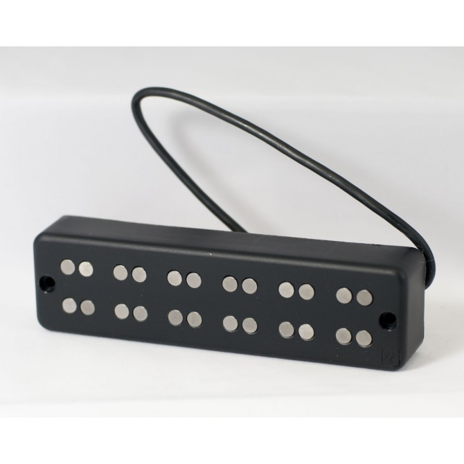 Nordstrand DC6 6 String Parallel Wind Dual Coil Bridge Pickup
