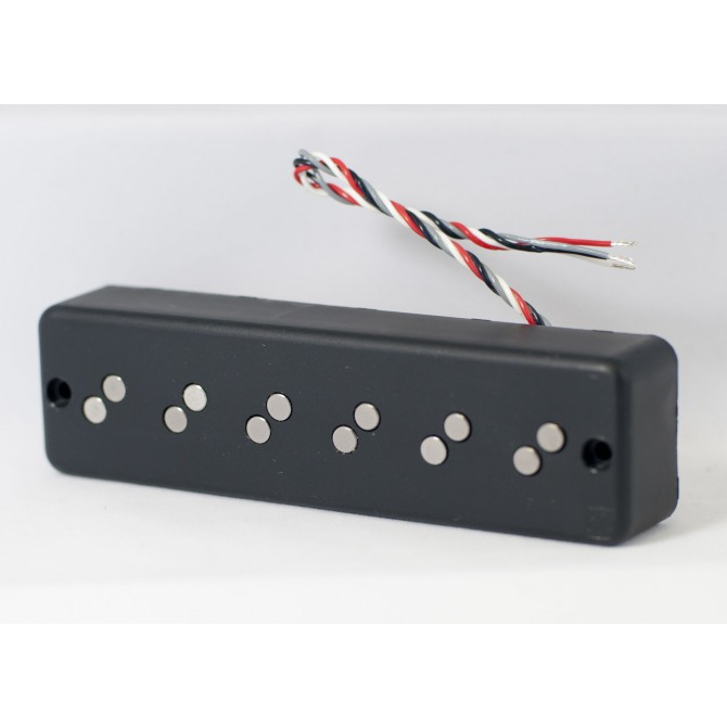 Nordstrand Fat Stack 6 String Stacked Coil Bridge Pickup