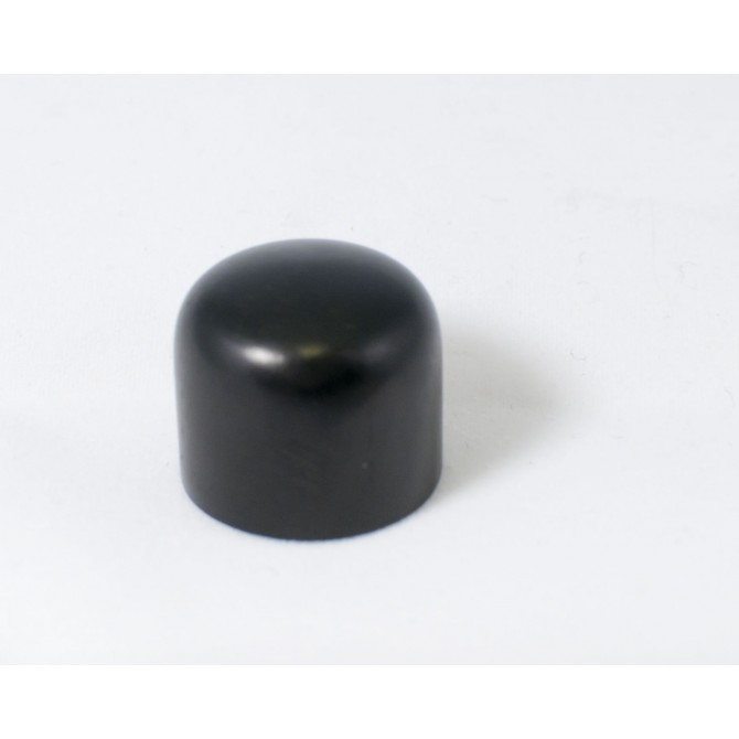 Ebony Dome Knob