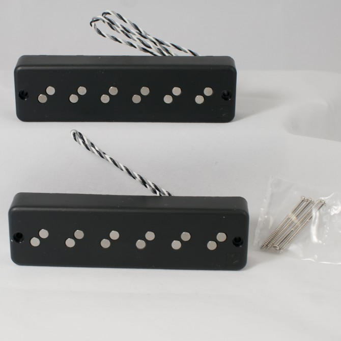Nordstrand Big Split 6 String Split Coil Set