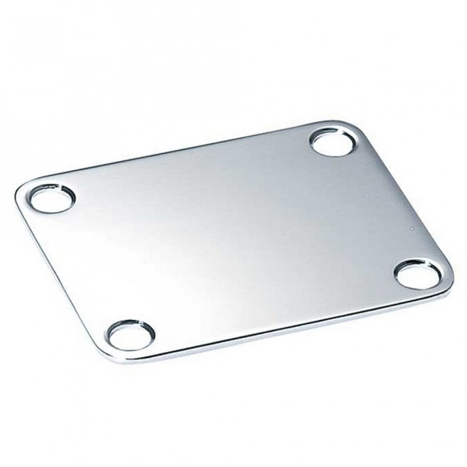 Chrome Neckplate