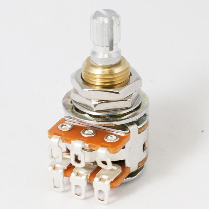Noble 250k Blend Potentiometer A/C Taper as used in Nordstrand Preamps