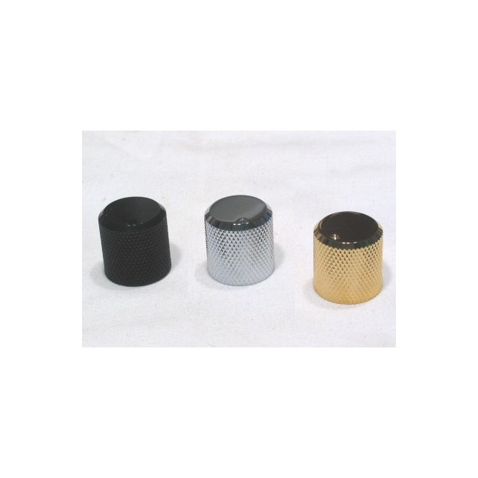 Metal Beveled Knobs