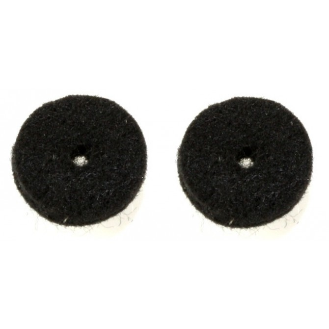 Black Felt Washers