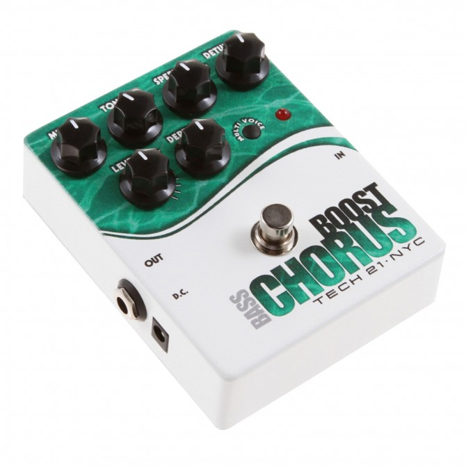 Tech 21 - Boost Chorus Bass