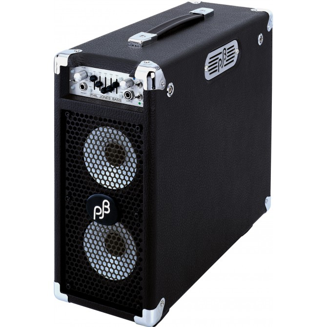 Phil Jones Bass Briefcase 100 Watt Combo AC/ Battery