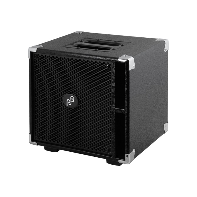 Phil Jones Bass Piranha Series Compact 4 Cabinet - 4 x 5 / 400 Watts