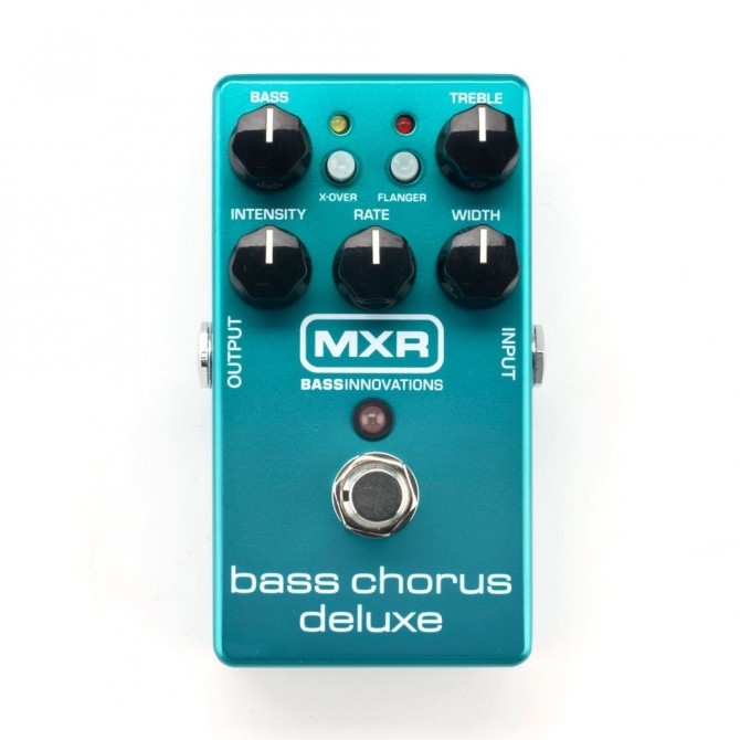 MXR Bass Innovations M83 Bass Chorus Deluxe