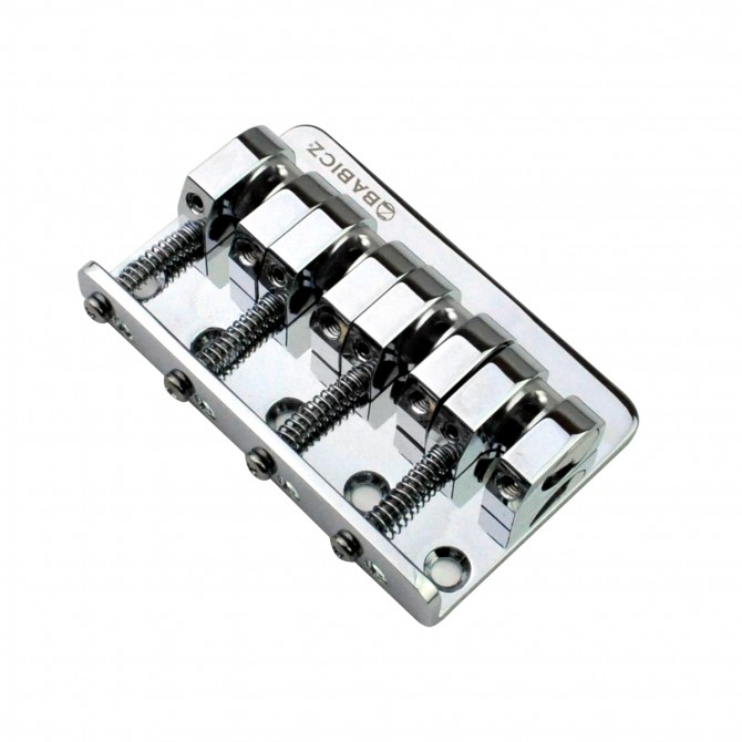 Babicz 4-String Z Series Bass Bridge (Nickel)
