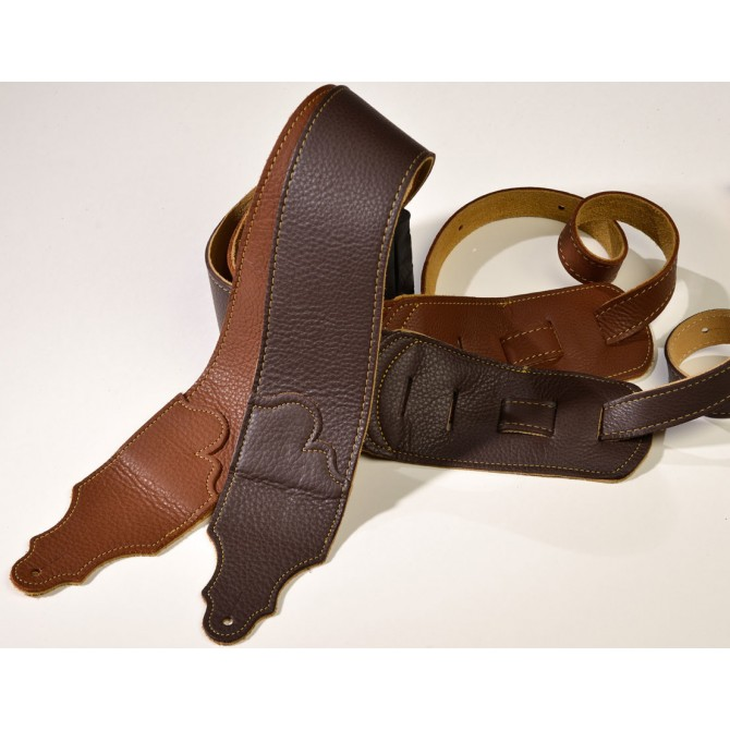 Franklin Original Natural Glove Leather Strap