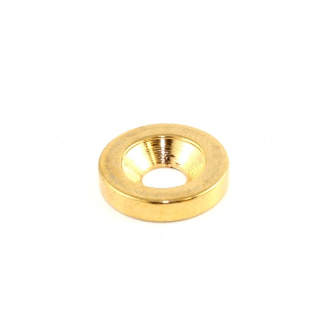 Gold Neck Screw Bushings (4 pieces)