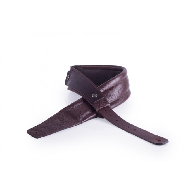 GruvGear Solo Strap Brown Leather