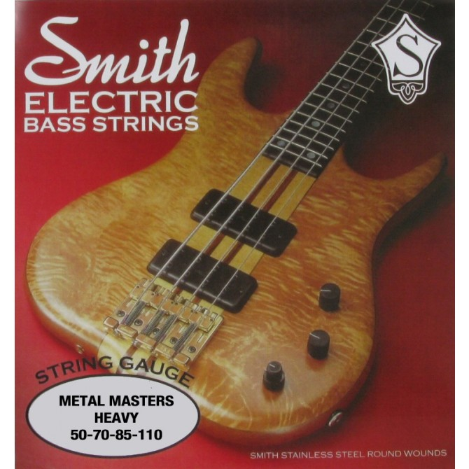 Ken Smith Metal Master Bass Strings