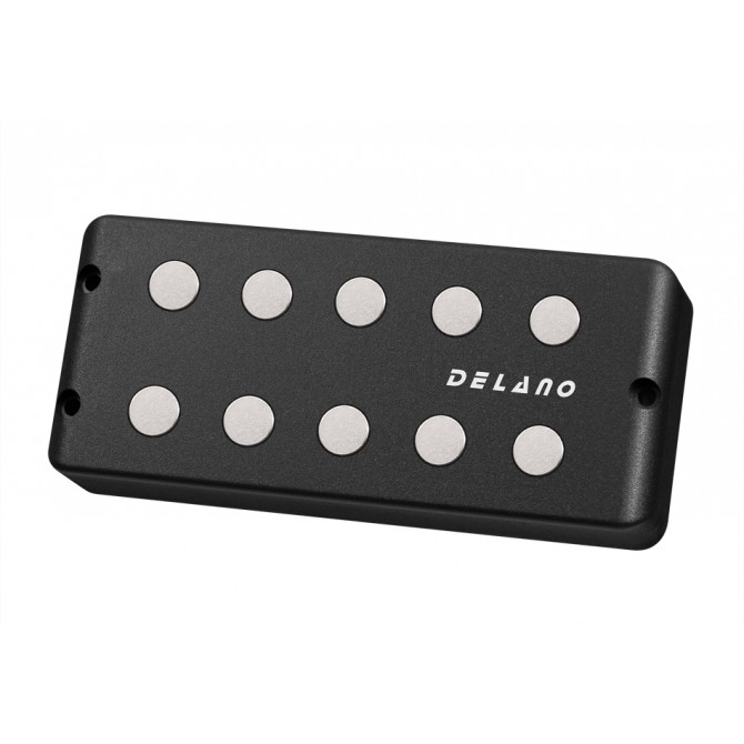 Delano MC5 FE/J EB 5 String MV(Ernie Ball MM) Size Quad Coil Pickup
