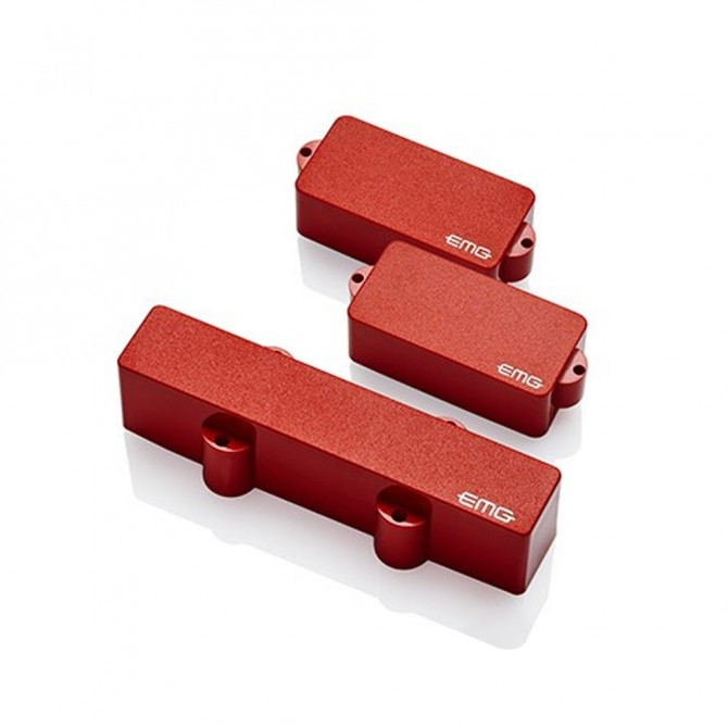 EMG Red Series Pickups