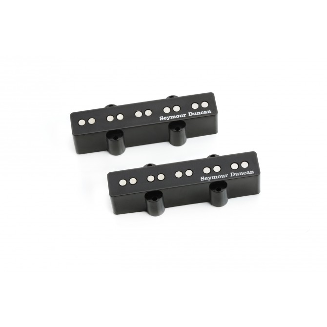 Seymour Duncan SJ5S 5 String Jazz AS L/S Size Single Coil Set