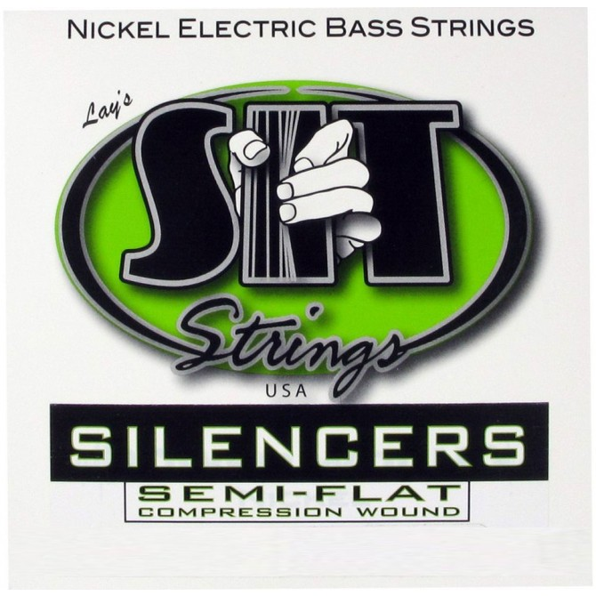 SIT Silencer Bass Strings
