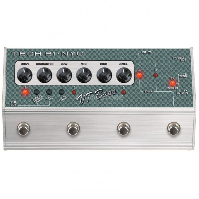 Tech 21 - Sansamp VT Bass Deluxe