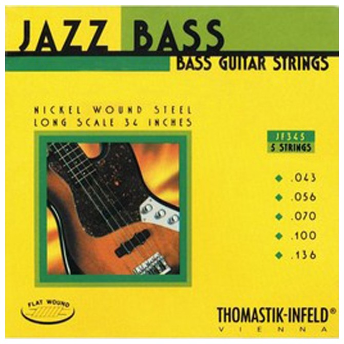 Thomastik-Infeld -  Jazz Bass 5 String Set JF345