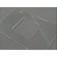"Nordstrand 3/16"" Thick Acrylic 18v Battery Box Template"