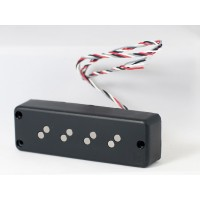 Nordstrand Fat Stack 4 String Stacked Coil Neck Pickup