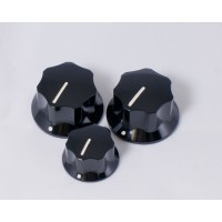 Jazz Bass Knob Set