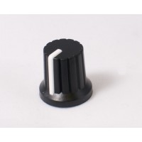 Black Plastic Knob Model 57