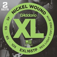 Daddario EXL Twin Pack