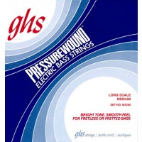 GHS M7200 Pressurewound 4 String Medium (44 - 62 - 84 - 106) Long Scale