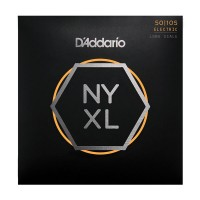 Daddario NYXL50105 4 String Medium (50 - 70 - 85 - 105) Long Scale