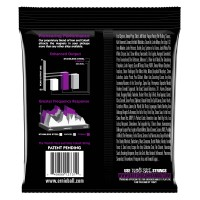 Ernie Ball Power Slinky Cobalt Electric Bass Strings - 55-110 Gauge - Back