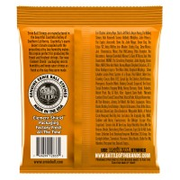 Ernie Ball Hybrid Super Slinky Nickel Wound Electric Bass Strings - 45-105 Gauge - Back