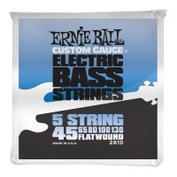 Ernie Ball Flatwound 5-String Electric Bass Strings