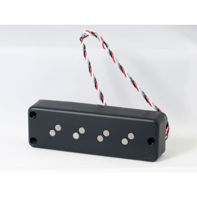 Nordstrand Fat Stack 4-String Stacked Coil Bridge Pickup - BC Size