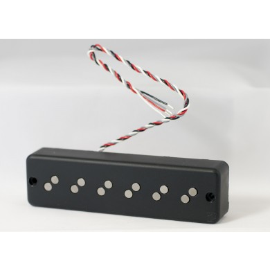 Nordstrand Fat Stack 6 String Stacked Coil Neck Pickup