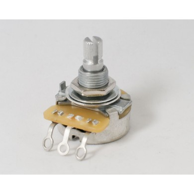 CTS 500k Volume Potentiometer Audio Taper 1/4""