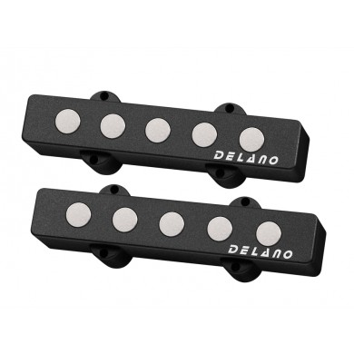 Delano JMVC5 FE/S AS 5 String Jazz AS L Size Single Coil Bridge Pickup